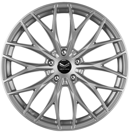 Vertigo V-101 Modern & Stylish look. It's all designed with a Y shape on spokes,which gives your car an elegant look. Check out our premium quality alloy wheel.