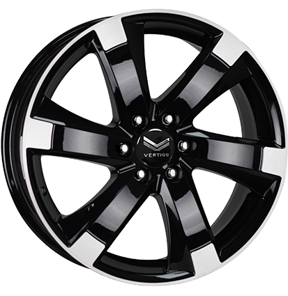 Vertigo V-58 alloy wheels designed for Pickups to look more stylish, it is an exclusive alloy wheel for Nissan Navara. Your cars deserves the best